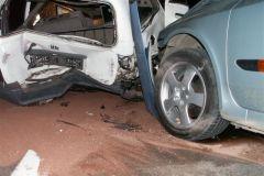Prometna nesreča v Tekačevem