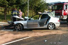 33-Prometna nesreča v Imenem, Podčetrtek 10_6_2007