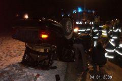 2-Prometna nesreča Male Rodne 4_1_2009