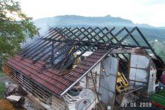 27-Požar gospodarskega poslopja, Nimno 3_6_2009