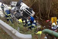 56- Prometna nesreča Hajnsko 22_11_2009