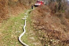 9-Travniško gozdni požar pod Donačko goro 14_3_2009
