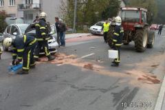 41 - Prometna nesreča Celjska cesta 10_10_2010