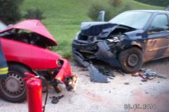 42 - Prometna nesreča Sp. Gabernik 30_9_2010