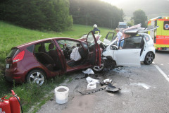 23 - Prometna nesreca - Spodnji Gabernik