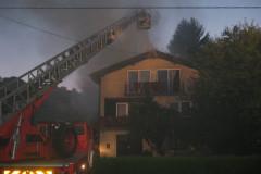 27 - Požar hiše - Soteljska cesta
