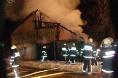 3 - Požar gospodarskega poslopja - Irje_18_2_2012