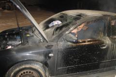 12 - Požar osebnega vozila