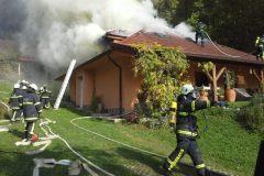 1. november Požar Spodnje Sečovo