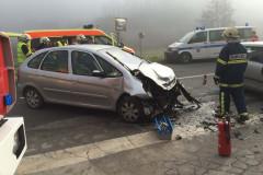 18. december Prometna nesreča Šentvid