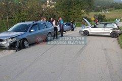 20. september Prometna nesreča - Sladka Gora