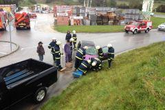 23. oktober Prometna nesreča Podčetrtek