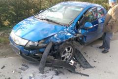 24. december Prometna nesreča Kamence