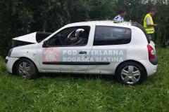 25. julij Prometna nesreča - Stranje - Belo