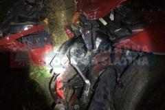 3. avgust Prometna nesreča - Podčetrtek (Virštanj)