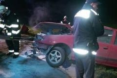 7. november Prometna nesreča Belo