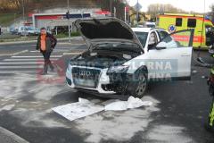 8. januar Prometna nesreča Podplat