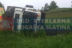 9. maj Prometna nesreča - Gabrnik