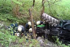 1. maj Prometna nesreča - Šmarje pri Jelšah