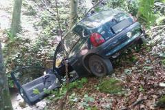 17. september - Prometna nesreča Olimje