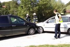 18. september - Prometna nesreča Šentvid