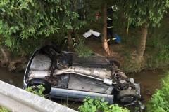 19. junij Prometna nesreča - Hajnsko