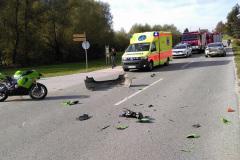 25. oktober - Prometna nesreča Stranje