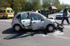26. april - Prometna nesreča Mestinje