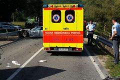 24. september Prometna nesreča Imeno