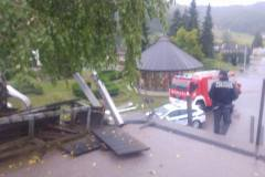 5. september Prometna nesreča Podčetrtek