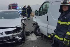 22. februar Prometna nesreča Golobinjek