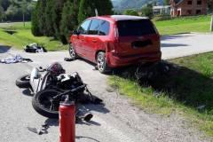 4. junij Prometna nesreča Spodnje Sečovo