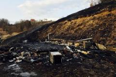 4. marec Travniški požar Nimno