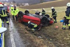 6. februar Prometna nesreča Kristan vrh
