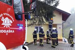 29.3. Dimniški požar Topole