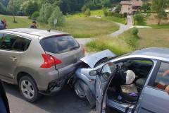 30.5. Prometna nesreča Irje