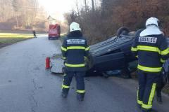 Prometna Podplat Kostrivnica 29.januar
