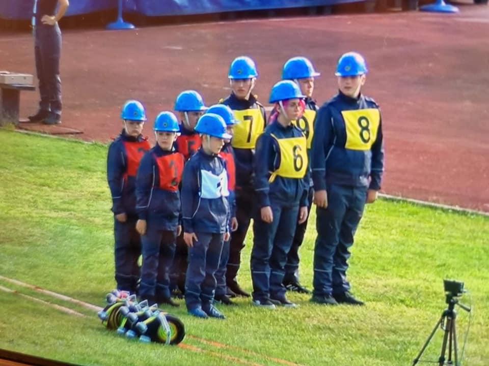 Državno mladinsko gasilsko tekmovanje